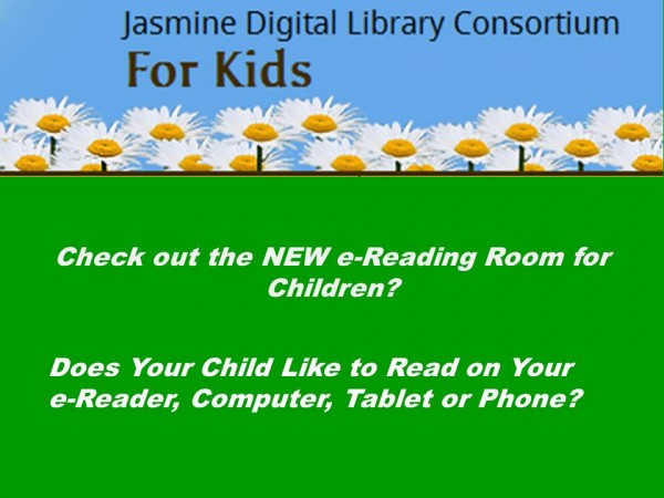 e-Reading Room for Kids